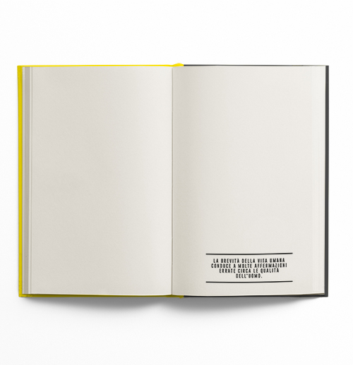 agenda filosofica - taccuino interno