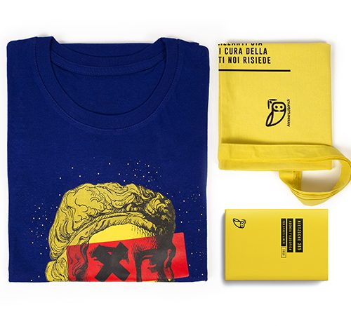 agenda filosofica - Kit XL blu agenda